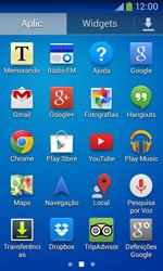 Samsung Galaxy Ace 3 LTE - Aplicações - Como pesquisar e instalar aplicações -  3