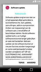 LG X Power - Netwerk - Software updates installeren - Stap 8