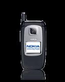 Nokia 6103 - Internet - Overzicht mogelijkheden - Stap 5