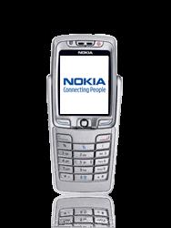 Nokia E70 - Internet - Overzicht mogelijkheden - Stap 6