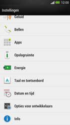HTC One - Toestel - Software update - Stap 5