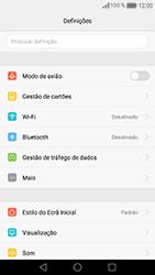 Huawei Honor 8 - Internet no telemóvel - Como ativar 4G -  4