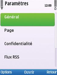 Nokia C5-00 - Internet - Configuration manuelle - Étape 21