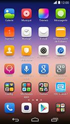 Huawei Ascend P7 - SMS - configuration manuelle - Étape 3
