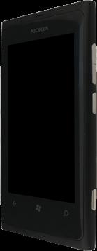 Nokia Lumia 800 - Premiers pas - Découvrir les touches principales - Étape 5