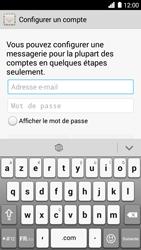 Huawei Ascend G6 - E-mail - Configuration manuelle - Étape 6