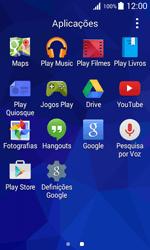 Samsung Galaxy Trend 2 Lite - Aplicações - Como pesquisar e instalar aplicações -  3