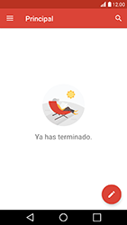 LG K10 (2017) - E-mail - Configurar Gmail - Paso 15