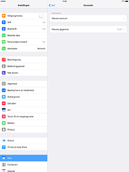 Apple ipad-pro-12-9-inch-met-ios10-model-a1652 - E-mail - Handmatig instellen - Stap 5
