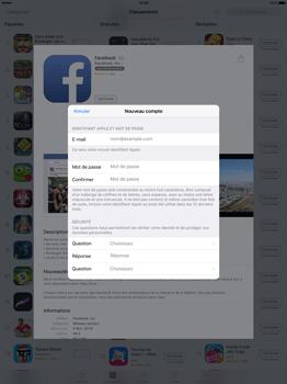 Apple iPad Pro 12.9 (1st gen) - iOS 9 - Applications - Télécharger des applications - Étape 11