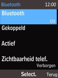Nokia 220 - Bluetooth - Aanzetten - Stap 5