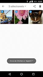Crosscall Action X3 - Photos, vidéos, musique - Envoyer une photo via Bluetooth - Étape 14