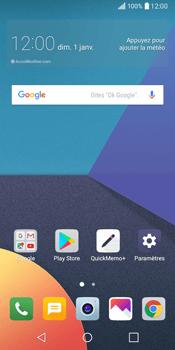 LG Q6 - Mms - Envoi d