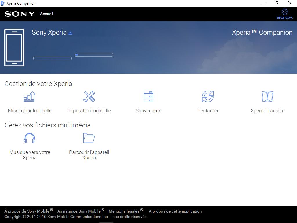 Sony Xperia XA2 - Aller plus loin - Gérer vos données avec un ordinateur - Étape 3
