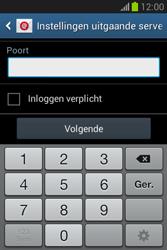 Samsung Galaxy Fame Lite (S6790) - E-mail - Account instellen (IMAP zonder SMTP-verificatie) - Stap 16