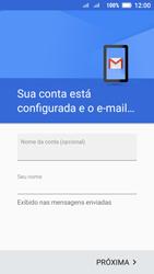 Lenovo Vibe C2 - Email - Como configurar seu celular para receber e enviar e-mails - Etapa 11