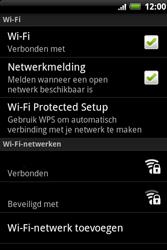 HTC A510e Wildfire S - Wifi - handmatig instellen - Stap 9