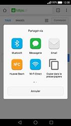 Huawei Nova - Internet et connexion - Naviguer sur internet - Étape 22