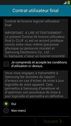 Samsung Galaxy S4 - Premiers pas - Créer un compte - Étape 5