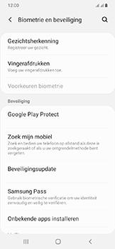 Samsung Galaxy A20e - Beveiliging en privacy - zoek mijn mobiel activeren - Stap 5