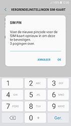 Samsung galaxy-a5-2017-android-oreo - Beveiliging en ouderlijk toezicht - Hoe wijzig ik mijn SIM PIN-code - Stap 10