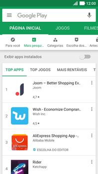 Asus Zenfone 3 - Aplicativos - Como baixar aplicativos - Etapa 6