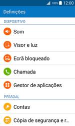 Samsung Galaxy J1 - Chamadas - Como bloquear chamadas de um número -  4