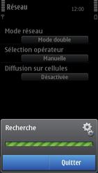 Nokia C7-00 - Réseau - utilisation à l'étranger - Étape 11