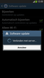 Samsung I9195 Galaxy S IV Mini LTE - Software update - update installeren zonder PC - Stap 8