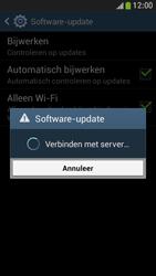 Samsung I9195 Galaxy S IV Mini LTE - Netwerk - Software updates installeren - Stap 9