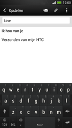HTC One - E-mail - e-mail versturen - Stap 9