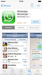 Apple iPhone 5s - Aplicaciones - Descargar aplicaciones - Paso 15