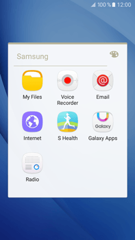 Samsung Galaxy J7 (2016) (J710) - Email - Sending an email message - Step 4