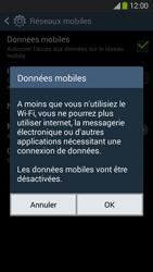 Samsung Galaxy Grand 2 4G - Internet et connexion - Désactiver la connexion Internet - Étape 7