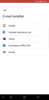 Samsung Galaxy S9 Plus - E-mail - handmatig instellen (gmail) - Stap 8