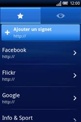 Sony Ericsson Xperia X8 - Internet - Navigation sur internet - Étape 11