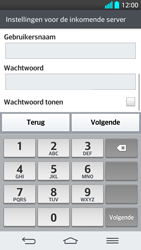 LG LG D802 G2 - E-mail - handmatig instellen - Stap 11