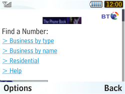 Samsung S3350 Chat 335 - Internet - Internet browsing - Step 11