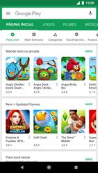 Google Pixel 2 - Aplicativos - Como baixar aplicativos - Etapa 4