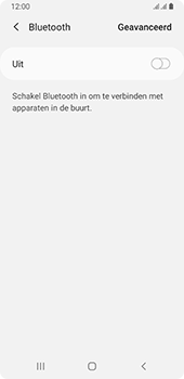 Samsung galaxy-a8-2018-sm-a530f-android-pie - Bluetooth - Aanzetten - Stap 5