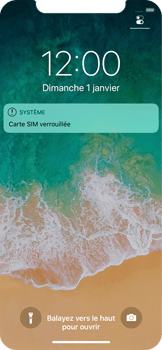 Apple iPhone X - MMS - Configuration manuelle - Étape 14