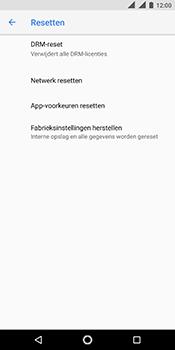 Nokia 5-1-dual-sim-ta-1075 - Instellingen aanpassen - Fabrieksinstellingen terugzetten - Stap 6