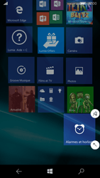 Microsoft Lumia 550 - Applications - Personnaliser l