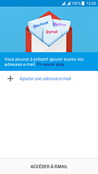ZTE Blade V8 - E-mail - Configuration manuelle (gmail) - Étape 5