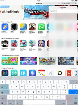 Apple iPad Pro 12.9 (1st gen) - iOS 10 - Applicaties - MyProximus - Stap 5