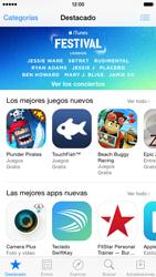 Apple iPhone 6 iOS 8 - Aplicaciones - Descargar aplicaciones - Paso 4