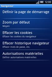 Sony Ericsson Xperia X8 - Internet - Configuration manuelle - Étape 16