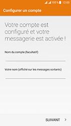 ZTE Blade V8 - E-mail - Configuration manuelle (yahoo) - Étape 12