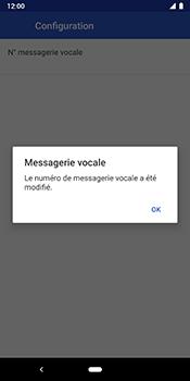 Google Pixel 3 - Messagerie vocale - Configuration manuelle - Étape 11