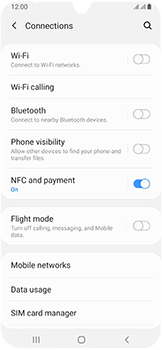 Samsung Galaxy A40 - Wi-Fi - Connect to Wi-Fi network - Step 5